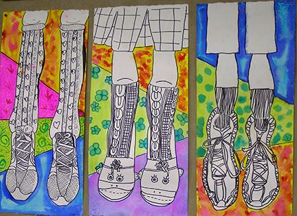 5th Grade Projects Art Teach Travel