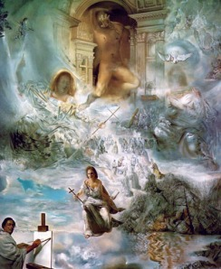 The_Ecumenical_Council_by_Salvador_Dali.jpg (400 × 490 pixels, file size: 87 KB, MIME type: image/jpeg)