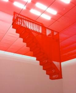 Do Ho Suh. Staircase III