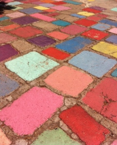 SpanishVillageColorTiles