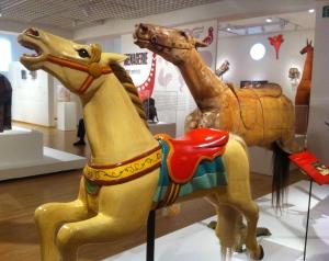 Mingei Horses