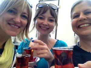 Turkish Tea with Friends