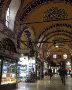 Inside Gate 2; Grand Bazaar