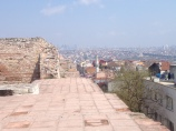On top of the City Walls