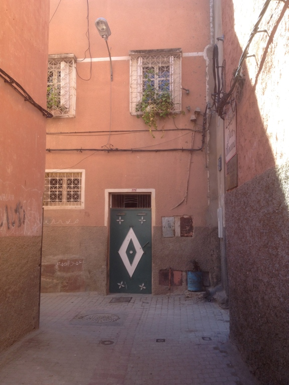 Backstreets, Marrakech