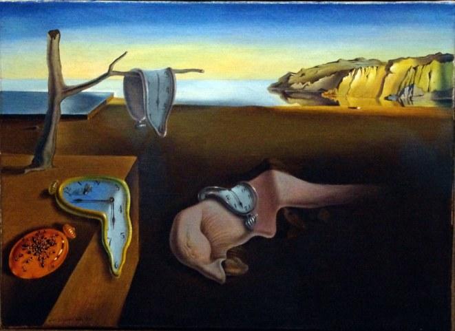 Peristence of Memory Dali